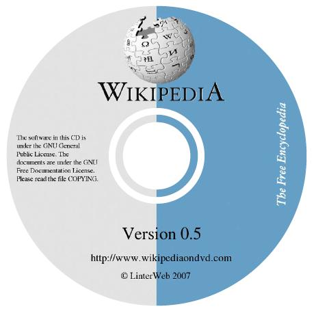 Wikipedia On CD